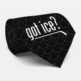 Got Ice? necktie
