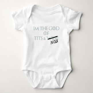 GOT Inspired Baby Boy Stretchie Baby Bodysuit
