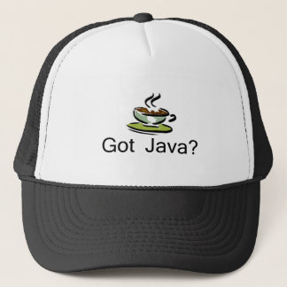 Got Java? Trucker Hat
