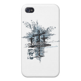 Got jesus? Divine Intervention Covers For iPhone 4