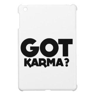 Got Karma, text words iPad Mini Covers