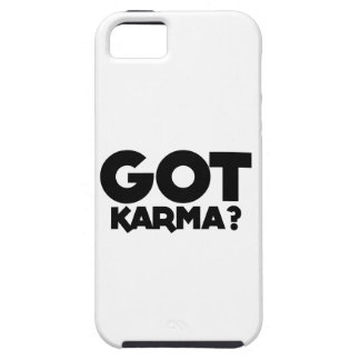 Got Karma, text words iPhone 5 Cases