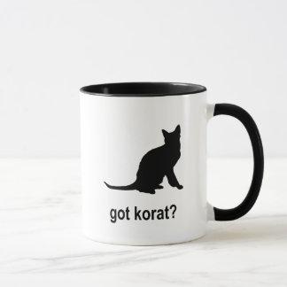 Got Korat? Mug