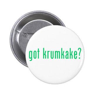 got krumkake green button