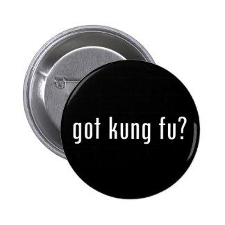 got kung fu? 2 inch round button