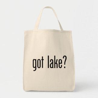 got lake? tote bag