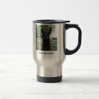 Got Llamas? Travel Mug