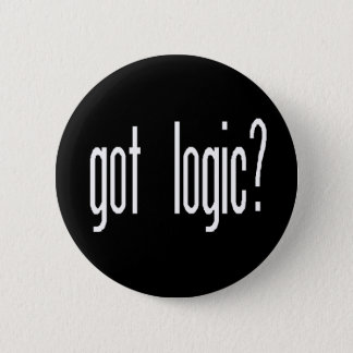 got logic? Button