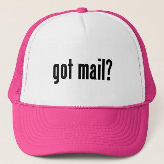 got mail? trucker hat