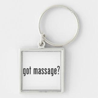 Got Massage? Key Chains