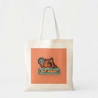 Got meat ? tote bag