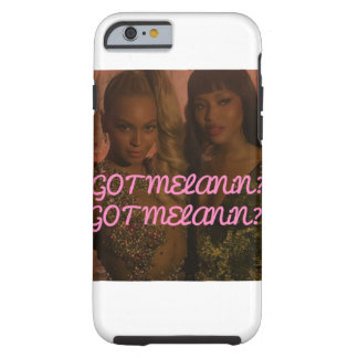 Got Melanin? Tough iPhone 6 Case