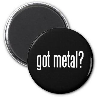 Got Metal Magnet