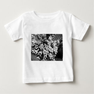 Got Milkweed in Black and White Baby T-Shirt