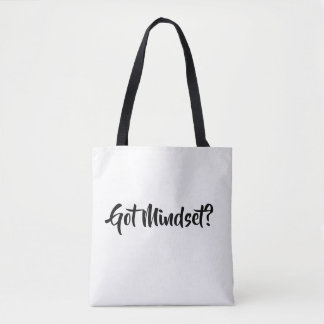 Got Mindset...coaching Tote Bag
