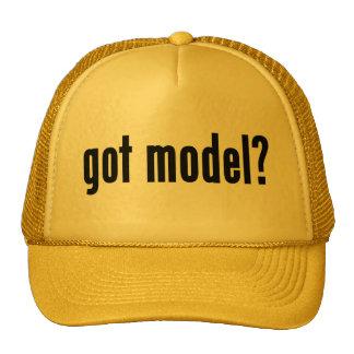got model? trucker hat