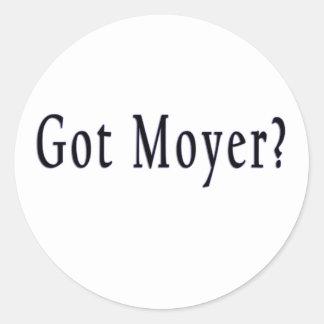 Got Moyer-plain sticker