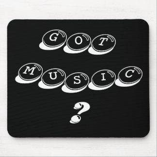 got music? mouse pad