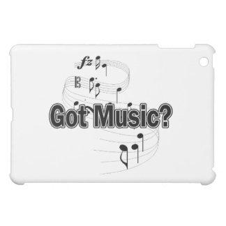 Got Music Musical Notes iPad Mini Covers