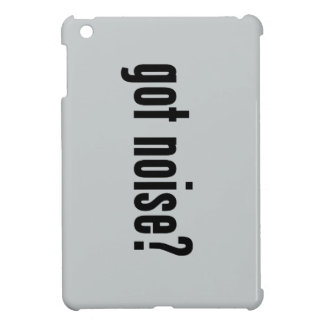 got noise? cover for the iPad mini