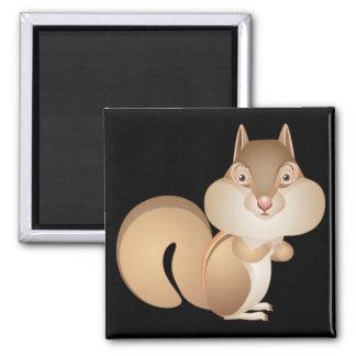 Got Nuts Chipmunk Magnet