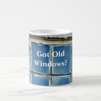 Got Old Windows? Coffee Mug