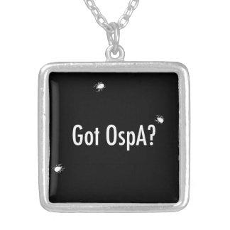 got OspA necklace