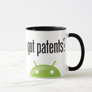Got Patents? Mug