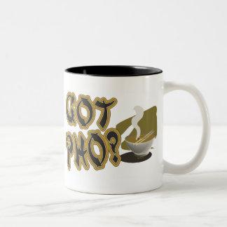 Got Pho 08 Two-Tone Mug