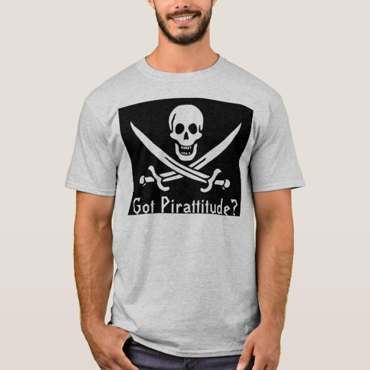 Got Pirattitude? T-Shirt