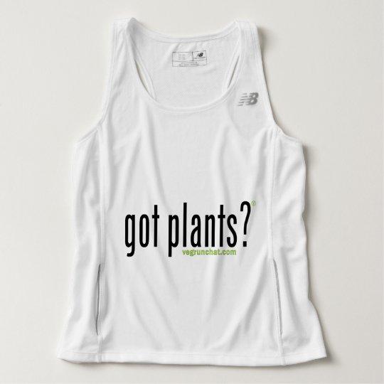 Got Plants? - Tempo Running Tank