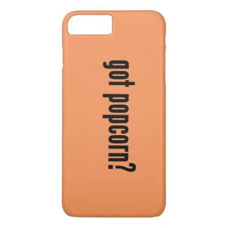 got popcorn? iPhone 7 plus case