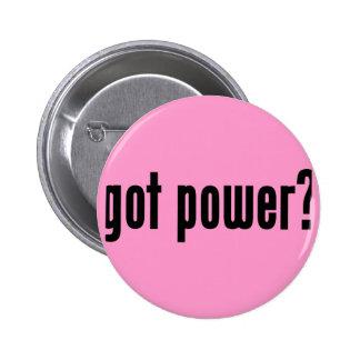 got power? 2 inch round button