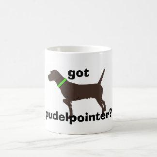 """Got Pudelpointer?"" Coffee Mug"