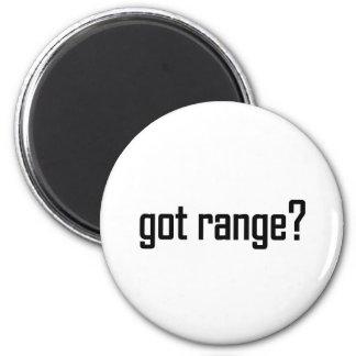Got Range? 2 Inch Round Magnet
