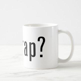 got rap? mug
