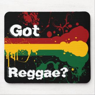 Got Reggae Pad Mouse Pad