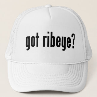 got ribeye? trucker hat