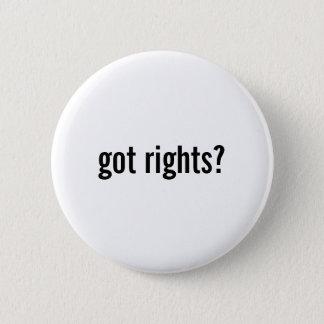 got rights? Button