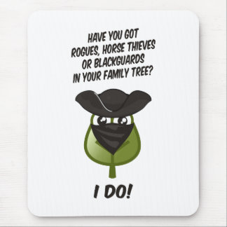 Got Rogues? Mouse Pad