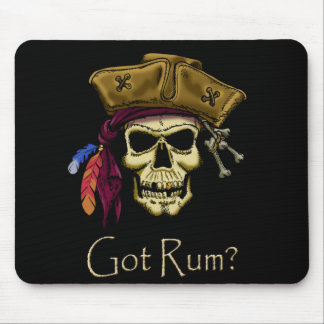 Got Rum? Mouse Pad