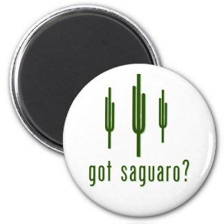 got saguaro? 2 inch round magnet