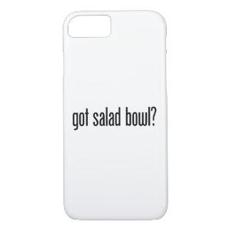 got salad bowl iPhone 7 case