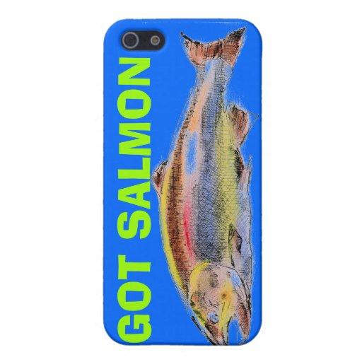 GOT SALMON CASE COVER COVERS FOR iPhone 5