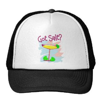 Got Salt?  Margarita Lovers T-Shirts & Gifts Trucker Hat