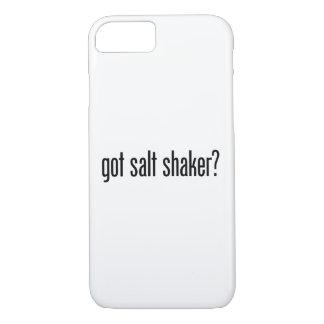 got salt shaker iPhone 7 case