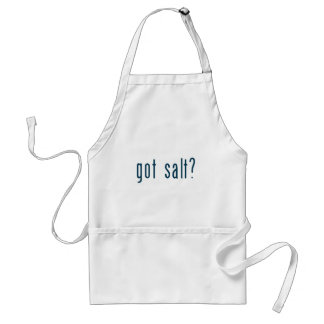 got salt standard apron