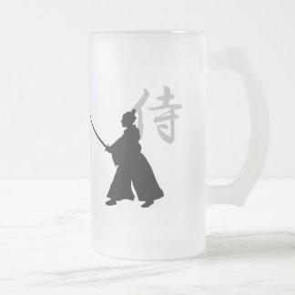 Got Samurai? Glass Mug