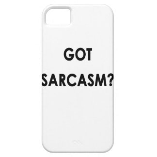 Got Sarcasm funny great gift iPhone 5 Cover