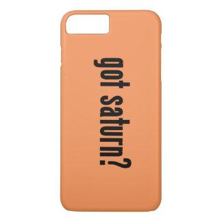 got saturn? iPhone 7 plus case